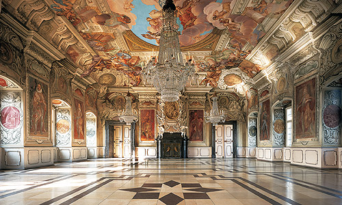 Picture: Kaisersaal (Imperial Hall)