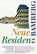 "External link to the poster ""Neue Residenz Bamberg"" in the online shop"